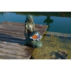 OSLO - Figurine petite sirène
