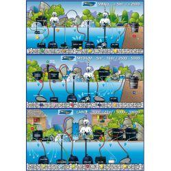 Pompe pour jeux d'eau et filtre Xtra