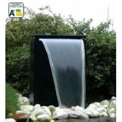 VICENZA - rectangle gris avec lame d'eau