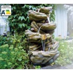 SEDONA - Fontaine naturelle vieux tronc d'arbre   LED