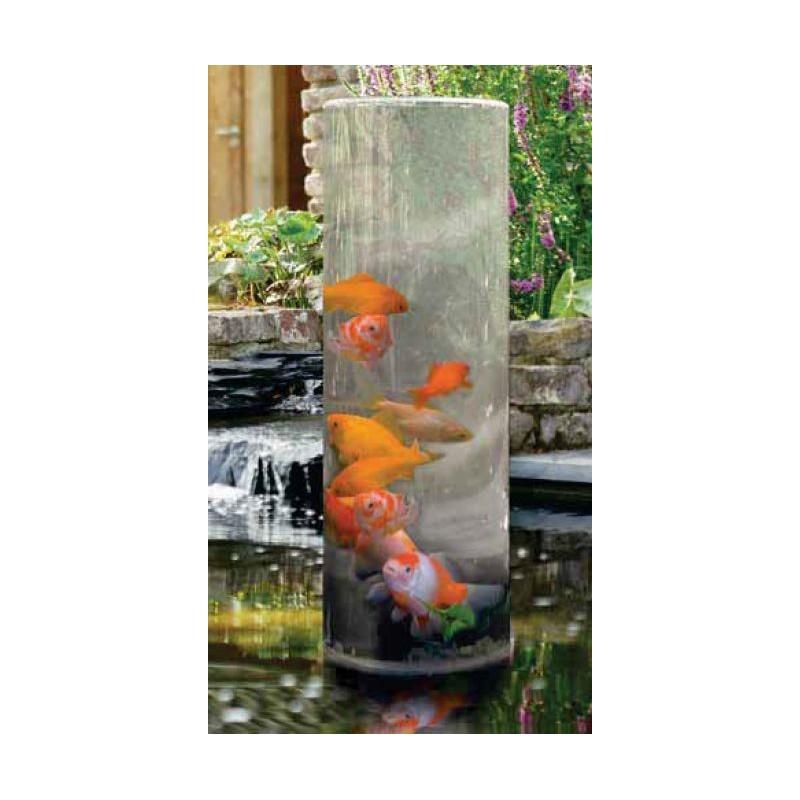 FISHTOWER 66 - Tour à poissons transparente