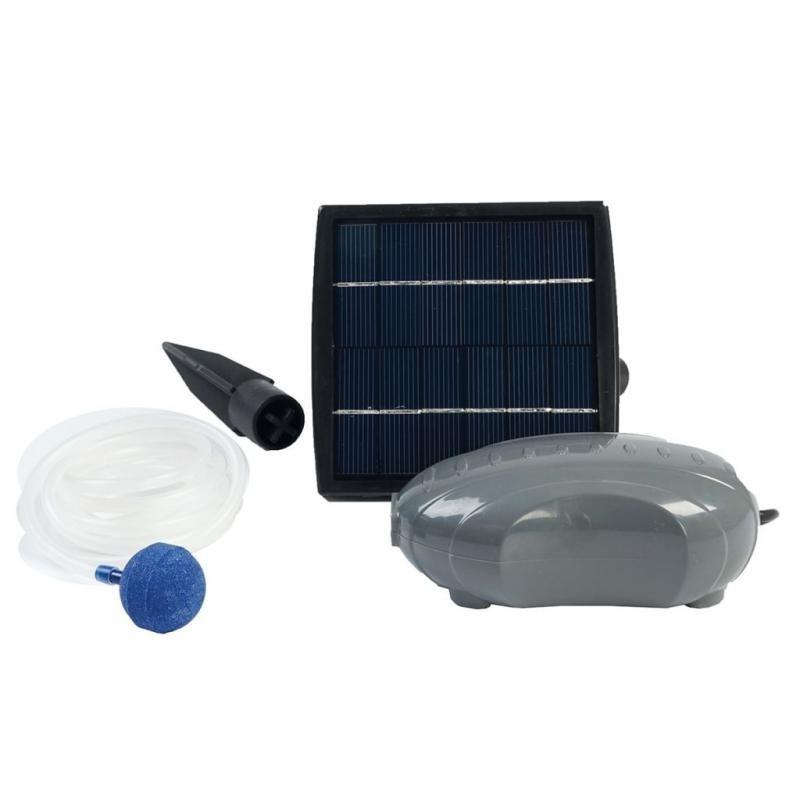 AIR SOLAR 120 outdoor - Pompe d'aération