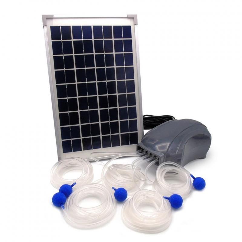 AIR SOLAR 600 outdoor - Pompe d'aération
