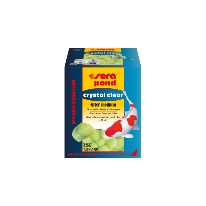 Sera Crystal Clear Professional - 360 g