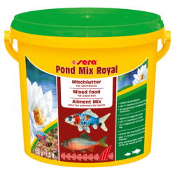 Sera Pond Mix Royal - 3800 ml