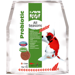 Sera Koi Junior - All Seasons Probiotic - 5 kg