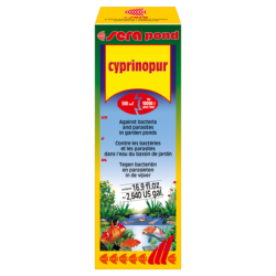 Sera Pond Cyprinopur - 500ml