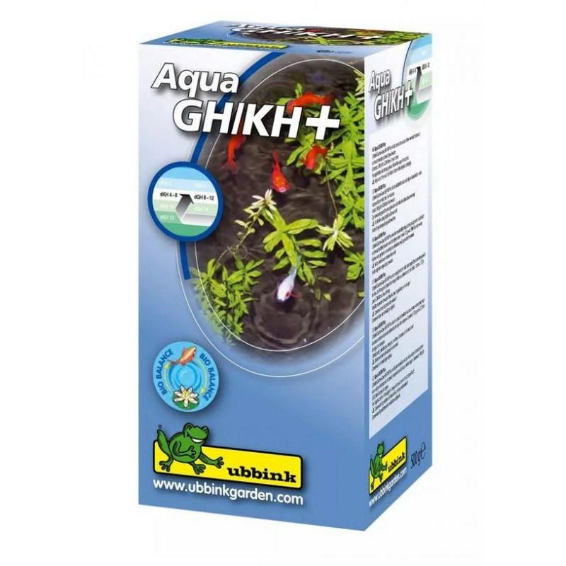 AQUA GH/KH   - Qualité de l'eau