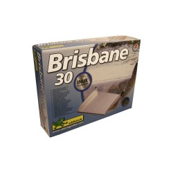BRISBANE 30 - Cascade Inox 30 cm