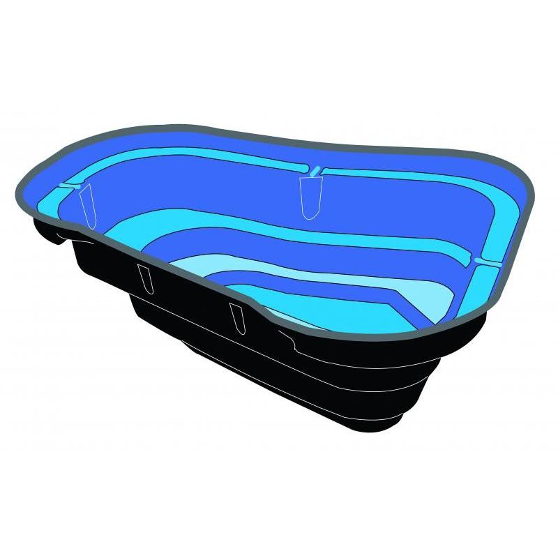 Kit bassin START 1000   Pompe Xtra2300 - 1000 L, 2m15
