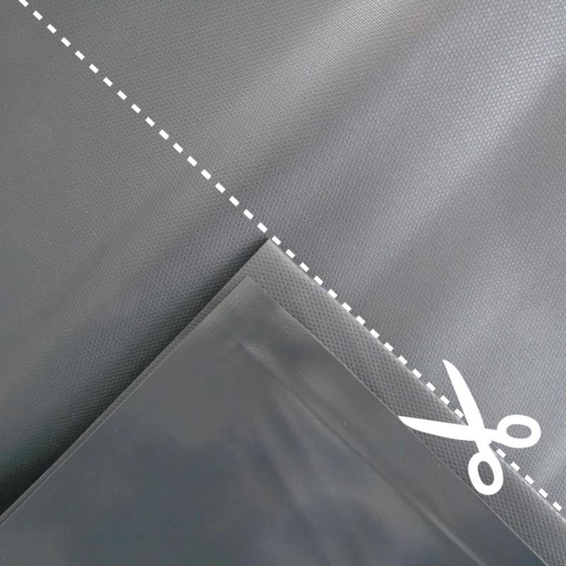 bache PVC 0.5mm découpe sur mesure