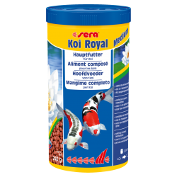 Sera Koi Royal Medium - 1000 ml