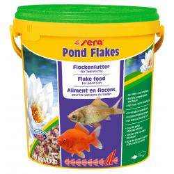 Sera Pond Flakes - 10L