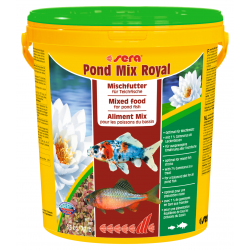 Sera Pond Mix Royal - 21 l