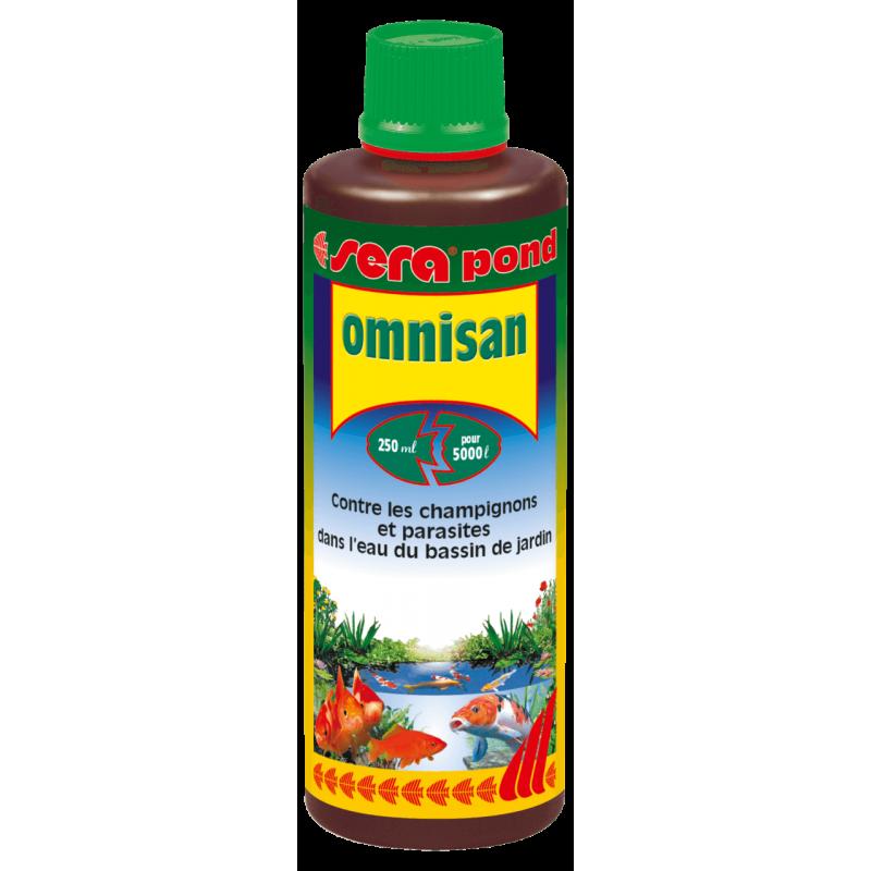 Sera Pond Omnisan - 250 ml