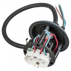 Douille + câble pour système UV-C 24W