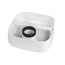 Grand compartiment pour média de filtration pour Sera fil bioactive 250+400+ Sera UVC xtreme 800/1200