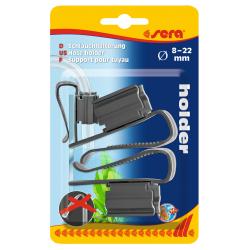 Support pour tuyau Ø 8 – 22 mm