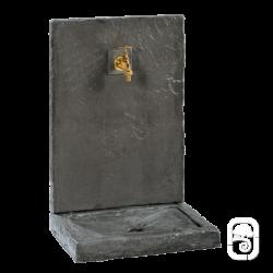 Fontaine grand modèle Ardoisee Noire