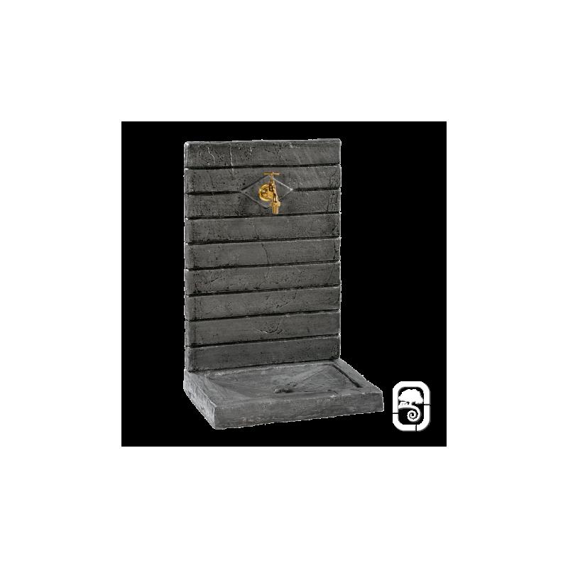 Fontaine petit modèle Contemporaine Noire