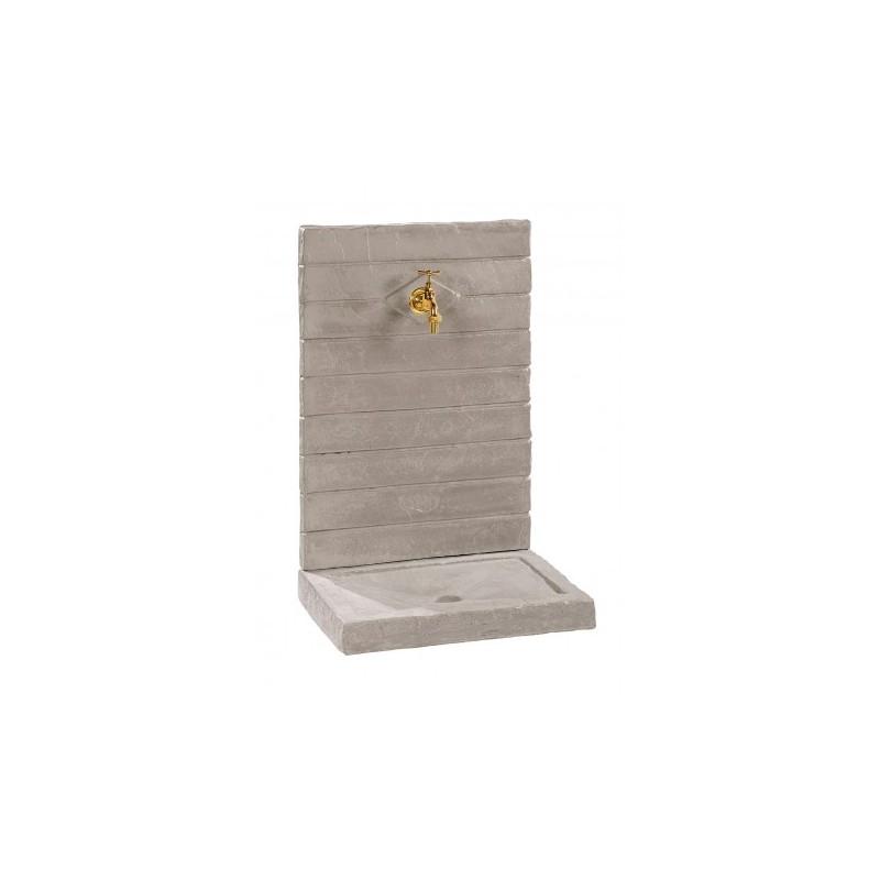 Fontaine petit modèle Contemporaine Zinc