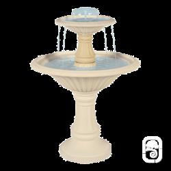 Fontaine 900 Ton Blanc
