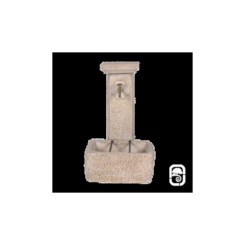 Fontaine Colonne Carrée Pfag36