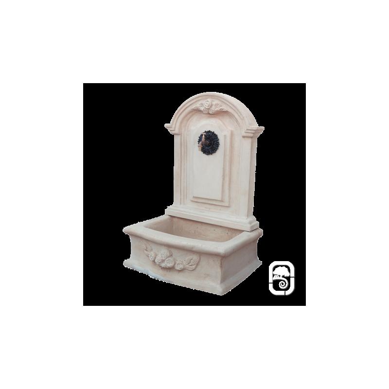 Fontaine Romantique grand modèle Ton Vieilli