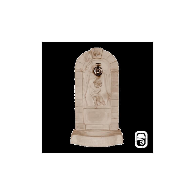 Fontaine Aux Angelots Ton Vieilli