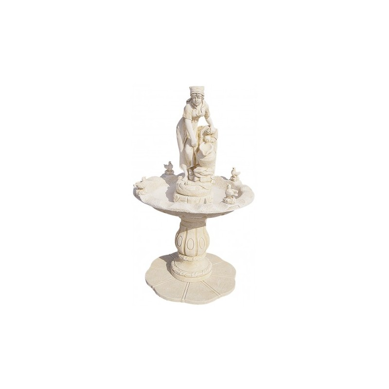Fontaine Marite Ocre