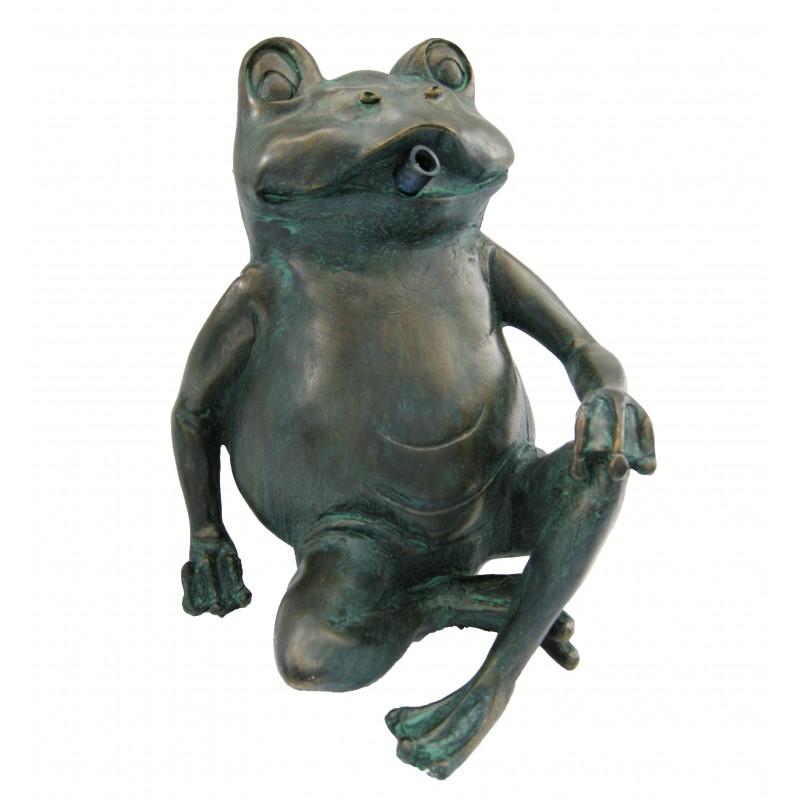 Grenouille - Hauteur : 20,5 cm